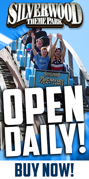Silverwood is open daily